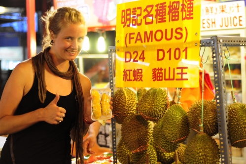 Anna and the Durian